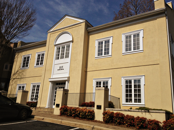 The Therapy Charlotte Office Building